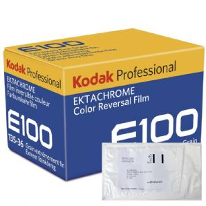 Kodak Ektachrome E100 35mm 36 WITH PROCESSING